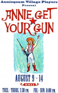 Annisquam Village Players perform Annie Get Your Gun 2011