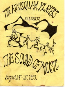 Annisquam Village Players perform The Sound of Music 1992