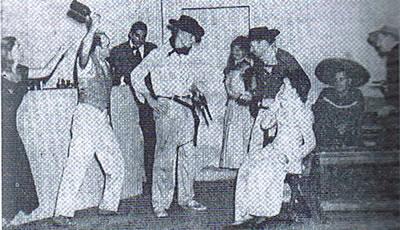 Annisquam Village Players Billy the Kid 1953