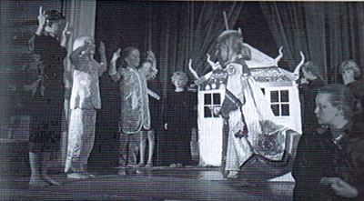 Annisquam Village Players The King and I 1995