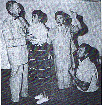 Annisquam Village Players The Witch of Dogtown 1954