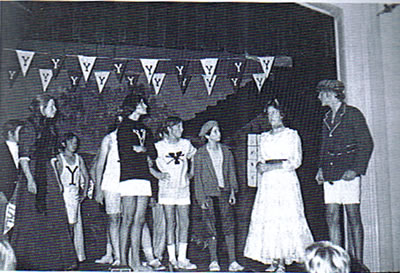 Annisquam Village Players Naughty-Naught 1958