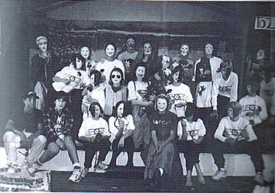 Annisquam Village Players Godspell 1991