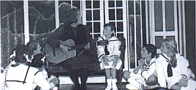 Annisquam Village Players The Sound of Music 1992